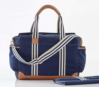 Pottery Barn Kids Classic Diaper Bag, Navy