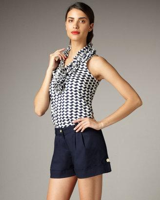 Kate Spade Blane Trouser Shorts