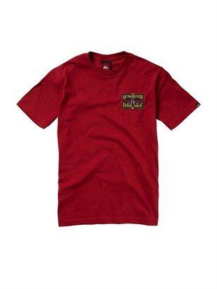 Quiksilver Boys 8-16 Big Gun T-Shirt