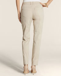 Chico's Casual Cotton Everyday Ankle Pants
