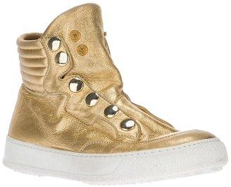 Bruno Bordese hi-top sneaker