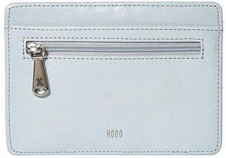 Hobo Euro Slide (Black Vintage Leather) Wallet