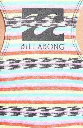 Billabong 'Good Waves' Swim Racerback Tank (Juniors)