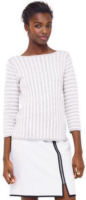 Club Monaco Allegra Stripe Sweater