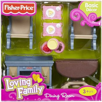 Fisher-Price Loving Family - Dining Room