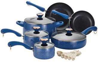 Paula Deen Porcelain 15 Piece Cookware Set