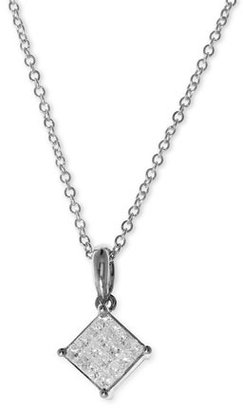Nordstrom Bony Levy Diamond Necklace Exclusive)