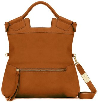 Foley + Corinna Mid City Tote in Whiskey