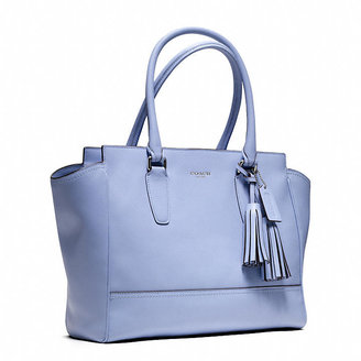 Coach Legacy Medium Candace Carryall In Leather