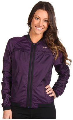 Nike Bomber Jacket (Grand Purple/Black) - Apparel