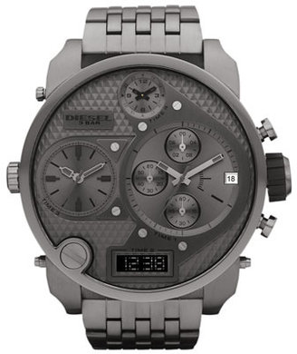 Diesel 'Mr. Daddy' Bracelet Watch, 58mm