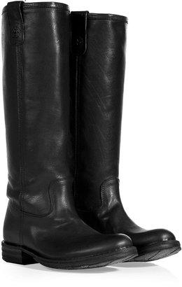 Fiorentini+Baker Fiorentini & Baker Black Leather Effie Boots