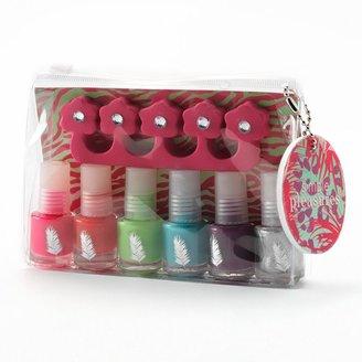 Pantone Simple pleasures 6-pc. feathers nail polish gift set
