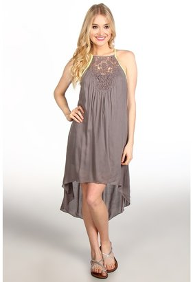 O'Neill French Kiss Dress (Smoked Pearl) - Apparel