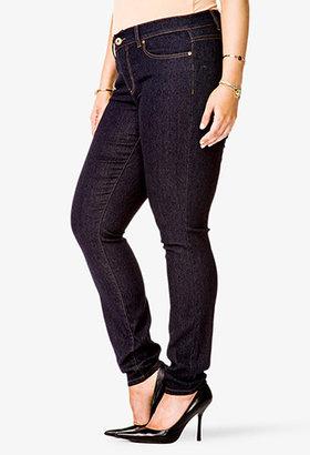 Forever 21 FOREVER 21+ Fab Skinny Jeans (Regular)