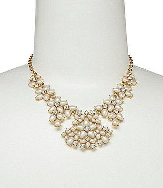 Kate Spade Mini Bouquet Collar Necklace