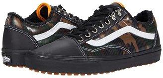 Vans Old Skooltm MTE ((MTE) Black/Camo) Lace up casual Shoes