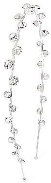 JCPenney Crystal & Simulated Pearl Headband