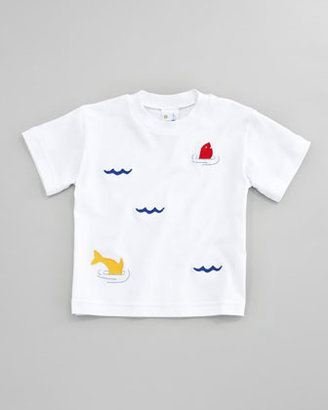 Florence Eiseman Dive In Knit Tee