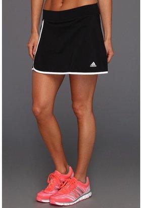 adidas Tennis Sequencials Galaxy Skort 3 (Black/White) - Apparel