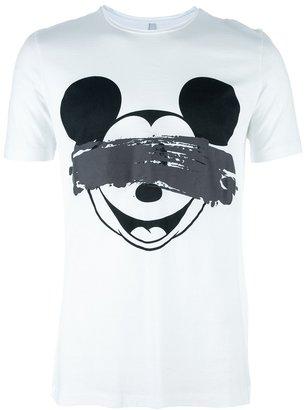 Neil Barrett Micky Mouse T-shirt