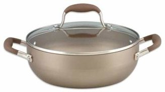 Anolon Advanced Umber 3.5 qt. Covered Chef's Casserole