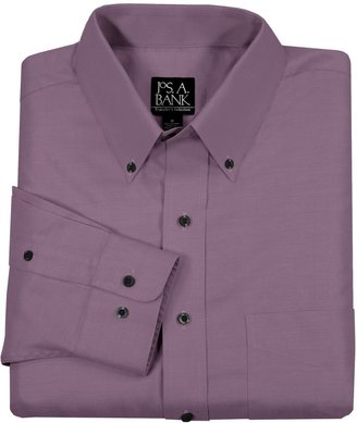 Jos. A. Bank Traveler Herringbone Cotton Sportshirts
