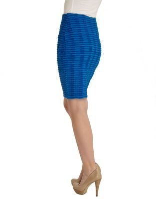 Catherine Malandrino CATHERINE Textured Knit Pencil Skirt