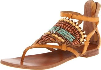 Nine West Women's Zhane Wedge Sandal