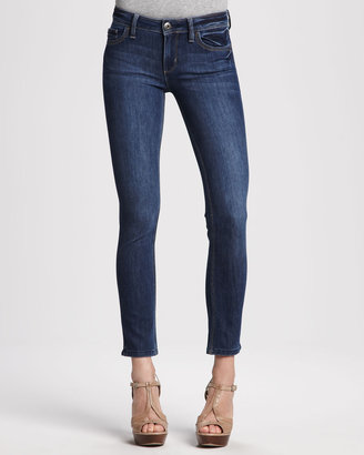 DL1961 Angel Zeppelin Ankle Skinny Jeans