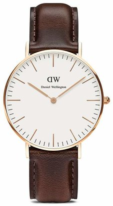 Daniel Wellington Classic Bristol Watch, 36mm $199 thestylecure.com