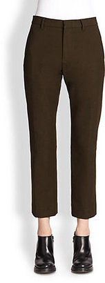 Jil Sander Cropped Pants
