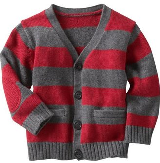 Gap Striped cardigan sweater