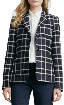 Alice + Olivia Savetta Plaid Jacket