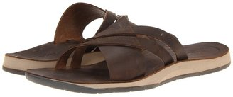 Teva Ladera Slide (Brown) - Footwear