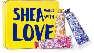 L'Occitane Shea Butter Hand Cream Trio
