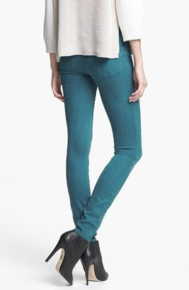 Marc by Marc Jacobs 'Stick' Colored Skinny Stretch Jeans (Horizon Teal)
