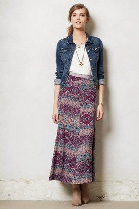 Anthropologie Rani Maxi Skirt