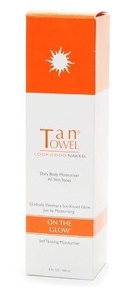 TanTowel On The Glow, Self Tanning Moisturizer