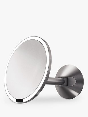Simplehuman Wall Mounted Sensor Mirror