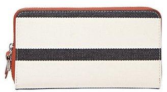 Fossil 'Key-Per' Zip Clutch Wallet