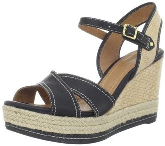 Clarks Women's Amelia Air Espadrille Platform Wedge