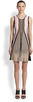 Ohne Titel Knit Suspension Dress