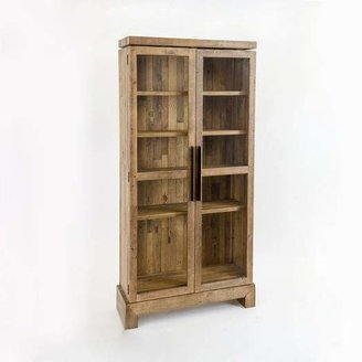 west elm Emmerson® Reclaimed Wood Display Cabinet