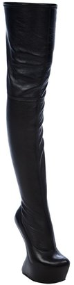 Giuseppe Zanotti Design Heelless Thigh Boot