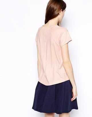 See by Chloe Short Sleeve Logo T-Shirt