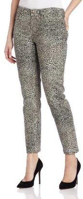 Jones New York Sport Women's Five Pocket Cropped Jean