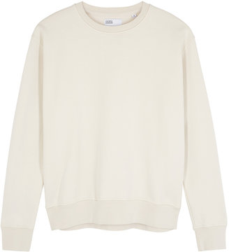 COLORFUL STANDARD Off-white Organic Cotton Sweatshirt
