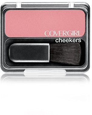 COVERGIRL Cheekers Blendable Powder Blush, Natural Twinkle .12 oz (3 g) $4.99 thestylecure.com