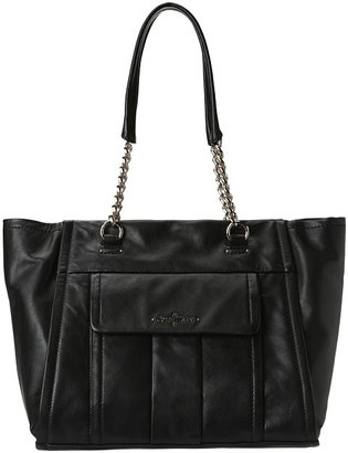 Cole Haan Ainsley Tote (Black) - Bags and Luggage